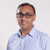 Hrishi Maha (headshot), Leader Data Analytics and Software Development, DPR Construction